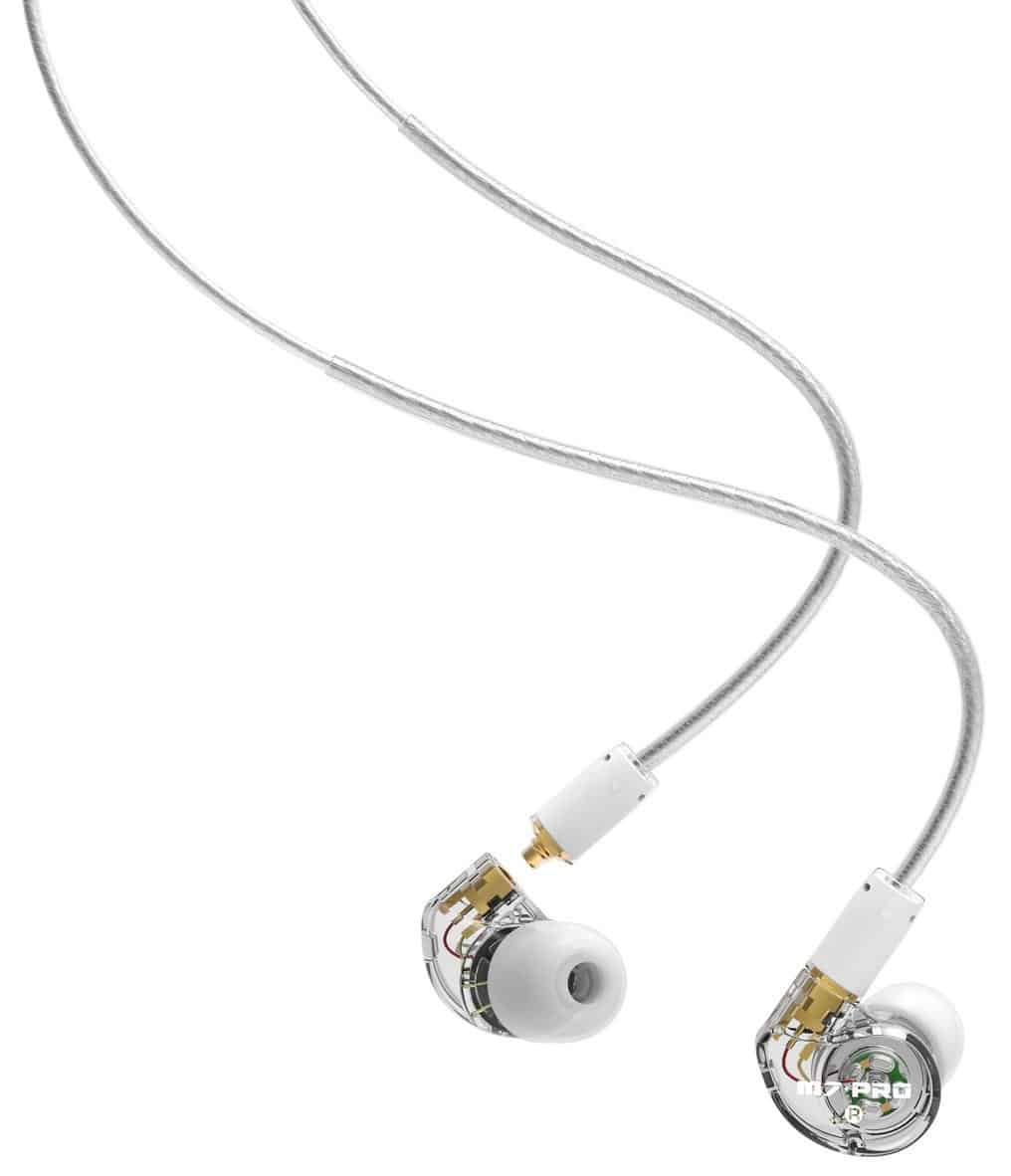MEE audio M7 PRO Universal-Fit Hybrid Dual-Driver