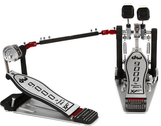 DW 9000 Double Bass Drum Pedal