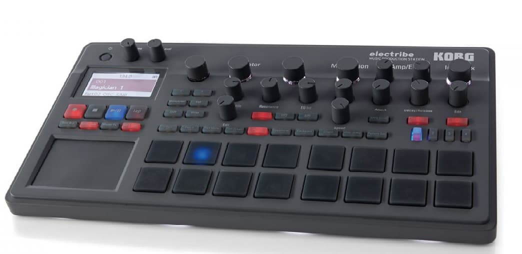 Korg ELECTRIBE Synth Based Production Station Drum Machine