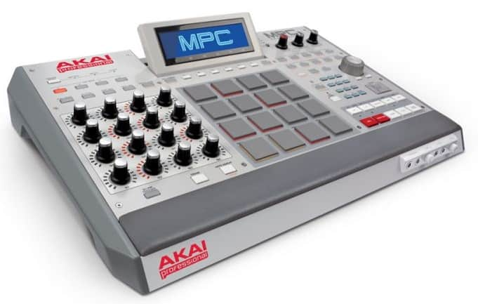 Akai Professional MPC Renaissance Music Production Controller Drum Machine