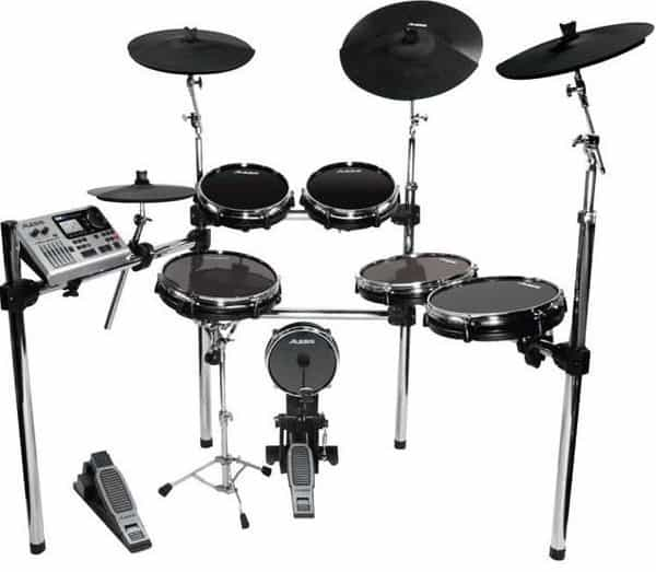 Alesis DM10 X Electronic Drum Kit Bundle