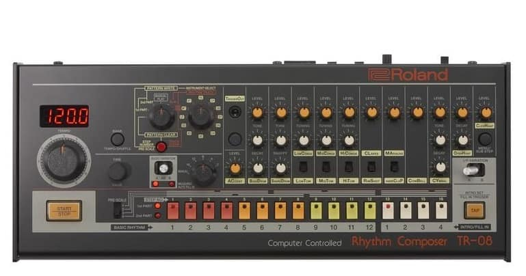 Roland Rhythm Composer (TR-08) Drum Machine