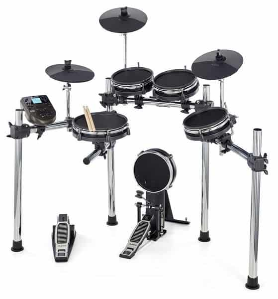 Alesis Surge Mesh Kit - Eight-Piece Electronic Drum Kit