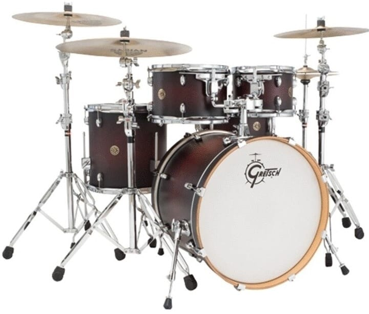 Gretsch Drums Catalina Maple CM1-E605-SDCB 5-Piece Drum Set