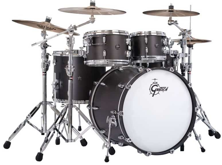 Gretsch New Renown Maple 4-Piece Euro Drum Set