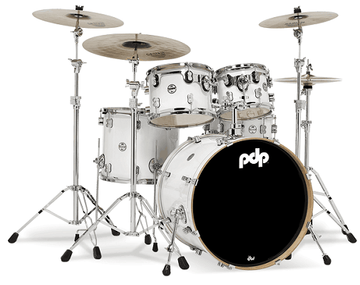 PDP By DW 5-Piece Concept Maple Shell Pack Drum Set