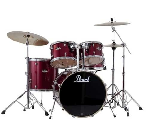 Pearl EXX725SC 5-Piece Export New Fusion Drum Set