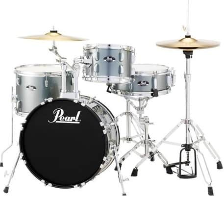 Pearl RS584CC31 Roadshow 4-Piece Drum Set