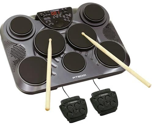 Pyle-Pro Portable Drum Kit (PTED01)
