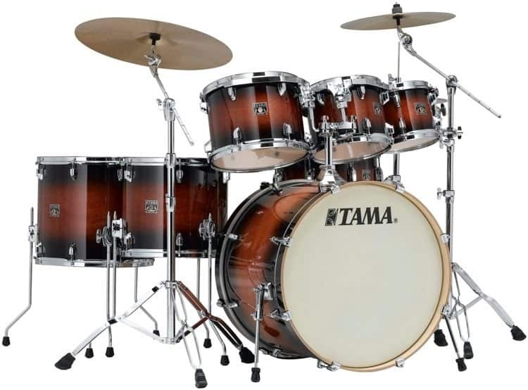 Tama CL72S Superstar Classic Maple Shell Pack Drum Set
