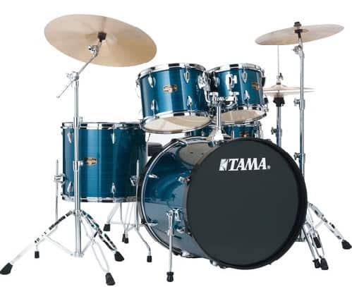 Tama IP52KCHLB Imperialstar 5-Piece Complete Drum Kit