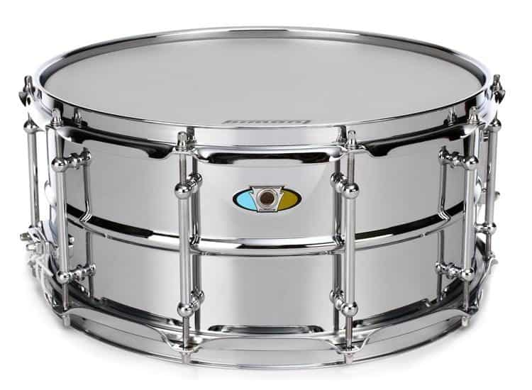 Ludwig Supralite Snare Drum 14 x 6.5 in
