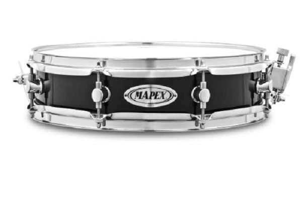 MPX MPBW4350CDK 14-Inch Snare Drum, Black