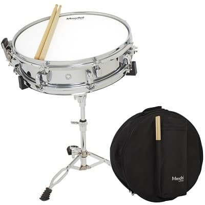 Mendini by Cecilio Student 14-inch Snare Drum Set